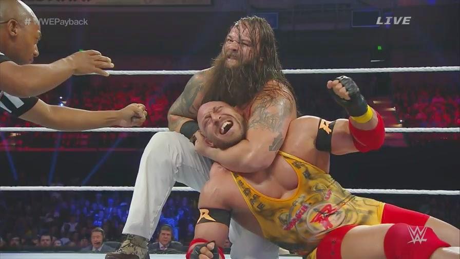 WWE - PayBack - 2015 [HDTV] [Dual]